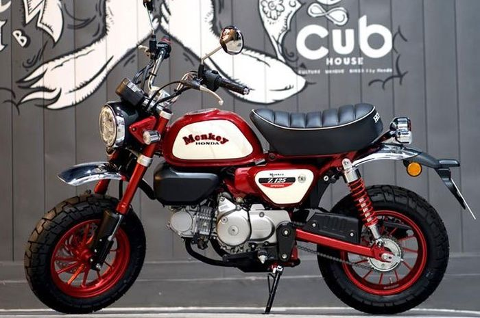 Honda Monkey '1988 Cherry Custom Edition'