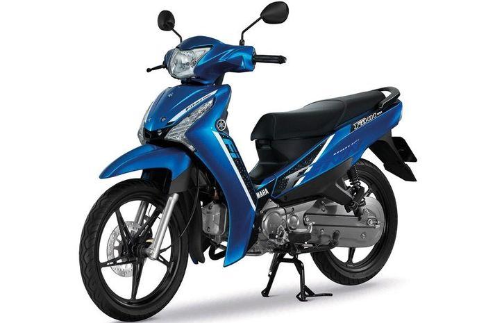 Yamaha Finn 2020 motor bebek paling irit