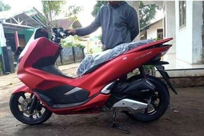 Honda PCX 150 kilometer nol yang dijual Rp 10 juta