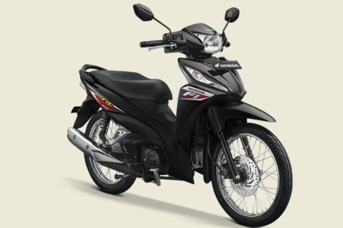 Ilustrasi Honda Absolute Revo