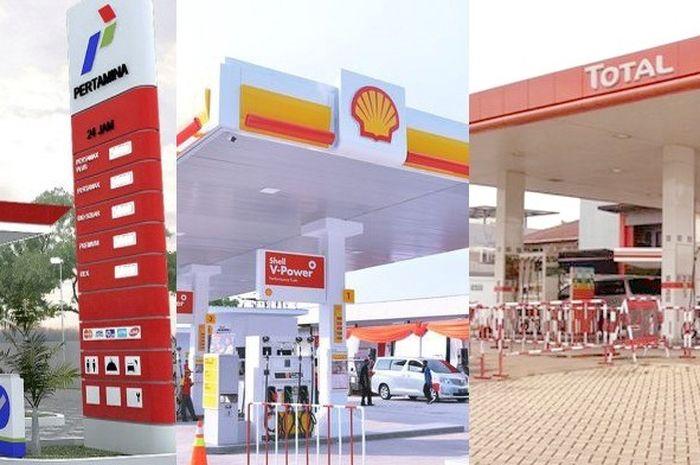 Harga bensin Pertamina dan Swasta 2 kali turun di awal tahun ini