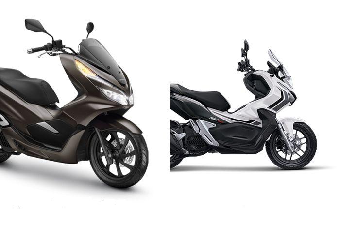 Beli Honda PCX 150 dan Honda ADV150 dapat cashback sampai Rp 1 jutaan.