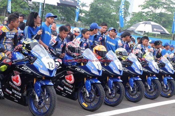 Jadwal balap Yamaha 2020