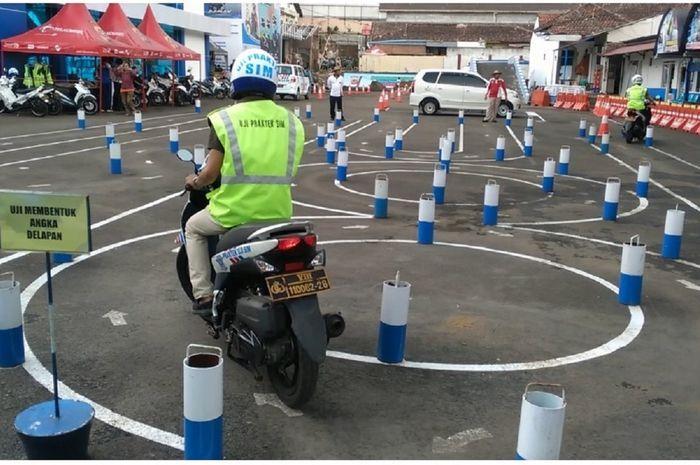 Polri gelar program SIM gratis di seluruh Indonesia, jumlah pemohon keseluruhan baru segini.