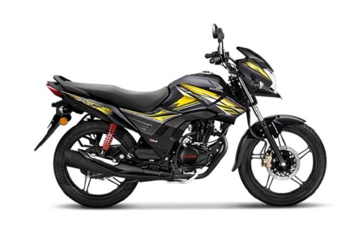 Honda Shine dijual Rp 12 jutaan dan hanya ada di India.