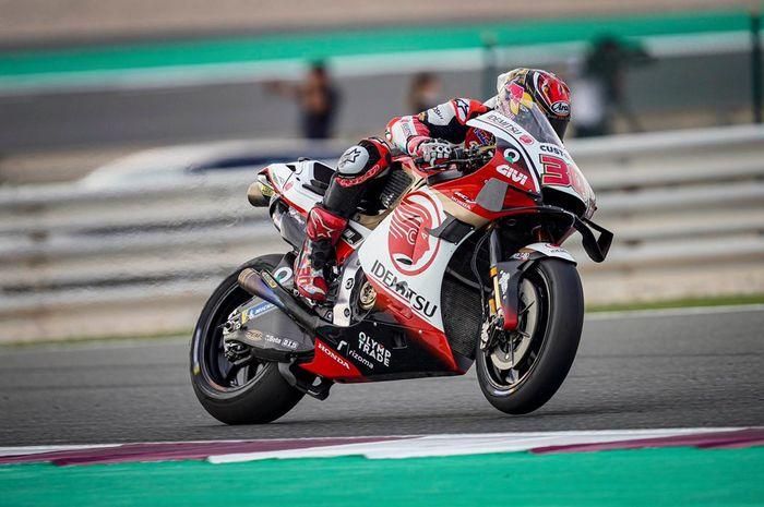 Takaaki Nakagami, pembalap tim satelit LCR Honda siap hadapi MotoGP Qatar