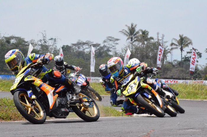 Ronde perdana Yamaha Cup Race (YCR) digelar di sirkuit Gokart Boyolali, Jawa Tengah (29/2-1/3/2020) dengan total melombakan 13 kelas