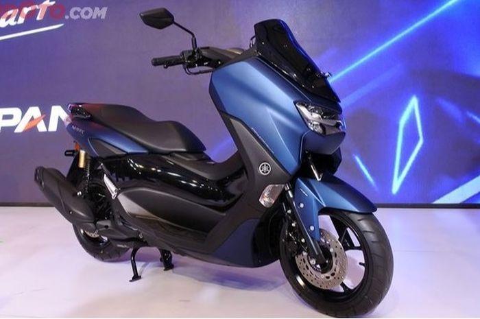Cara Bikin Yamaha All New NMAX Jadi Jarang Mampir ke Pom Bensin, Cuma Ganti Ini