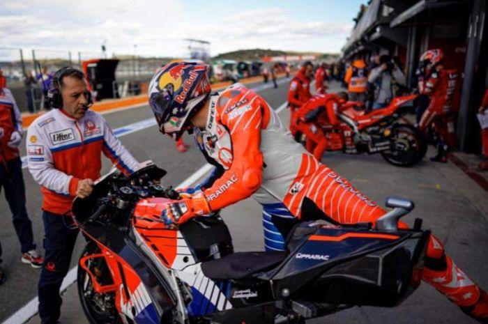 Pelucuran Tim Paramac Ducati ikut mundur akibat pembatan MotoGP Qatar 2020