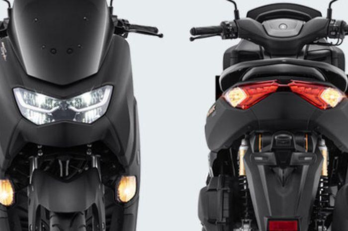 Harga Yamaha All New NMAX bisa tembus Rp 50 jutaan.