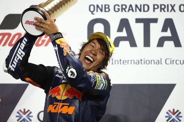 Tetsuta Nagashima menang di Moto2 2020 perdana.