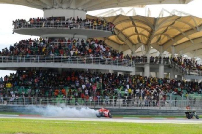 Sirkuit Sepang rencananya akan gelar dua seri MotoGP 2020.