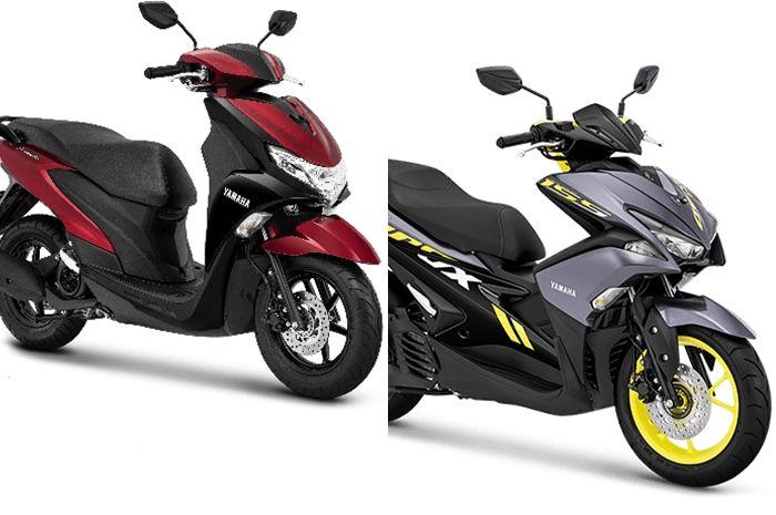 Yamaha Aerox dan Freego mendadak dipanggil ke bengkel resmi.