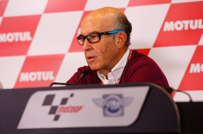 Carmelo Ezpeleta akan mempertimbangkan jalannya MotoGP 2020