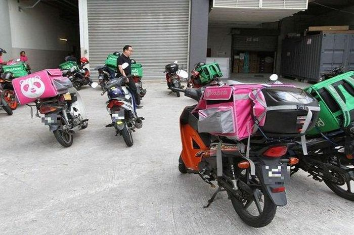 Di Malaysia Driver Ojol Malah Panen Rezeki Setelah Keputusan Lock Down