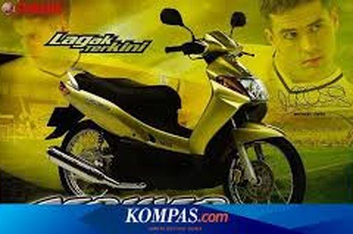 Yamaha Nouvo generasi awal