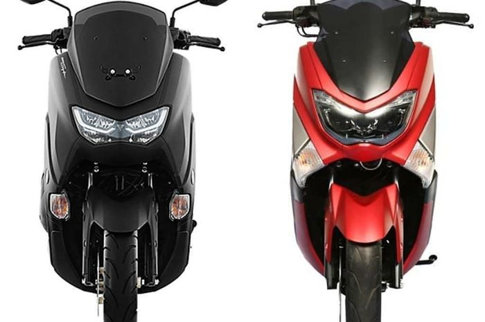Segini konsumsi Yamaha NMAX baru dan lama, bikin melongo.