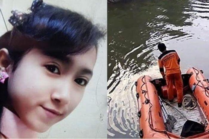 Siswi SMK yang motornya dirampas dan dibunuh mayatnya dibuang ke sungai