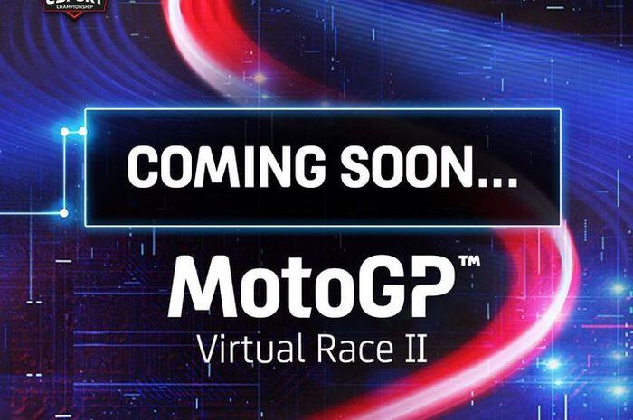 Sukses dengan yang pertama, MotoGP Virtual race kedua kembali diadakan, Minggu (12/4/2020) peserta dan sirkuitnya masih menunggu kepastian