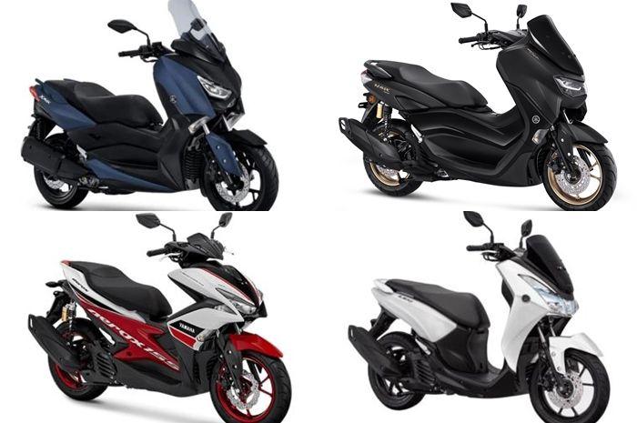 Yamaha All New NMAX dan motor baru Yamaha lainnya dapat julukan aneh, beneran enggak sih?