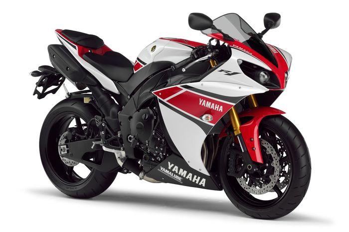 Ilustrasi Yamaha YZF R1