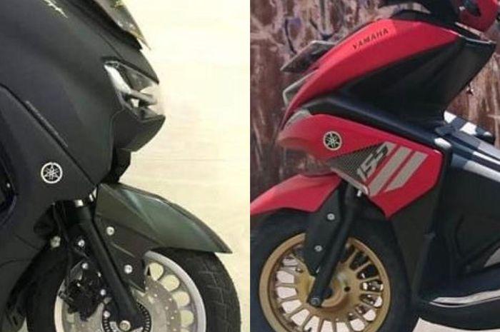 Demam Pasang Pelek Ring 12 Ramai Dilakukan Pemilik Yamaha NMAX dan Aerox, Segini Harga Peleknya