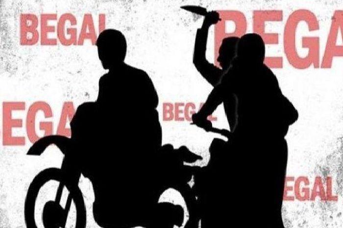 Ilustrasi begal, 20 Orang Lakukan Aksi Begal Gunakan 10 Motor Dan Mobil Pick Up Dalam Keadaan Mabuk Minuman KerasGunakan Atribut Aremania