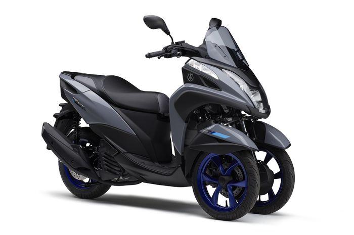 New Yamaha Tricity 155 2020 akan meluncur sebentar lagi.