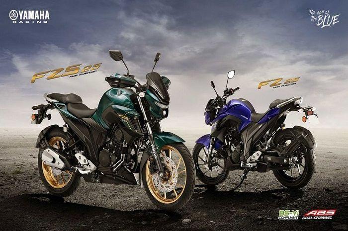 Motor baru 250 cc Yamaha FZ25 dan FZS 25 segera meluncur, harganya lebih murah dari motor matic.