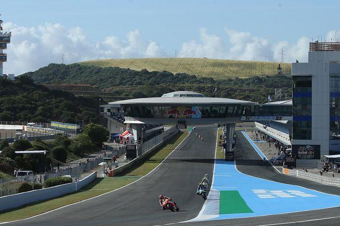 Sirkuit Jerez akan menjadi laga pembuka MotoGP 2020 dan gelar 2 balapan berturut.