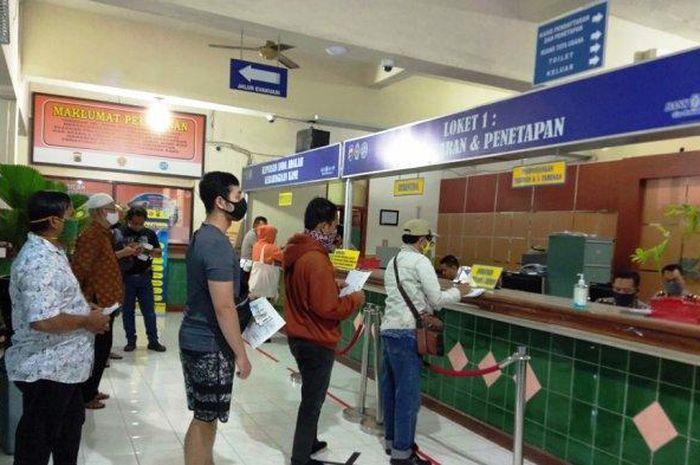 Ilustrasi Samsat, nantinya jika ingin bayar pajak motor bisa di Mall Pelayanan Publik (MPP)
