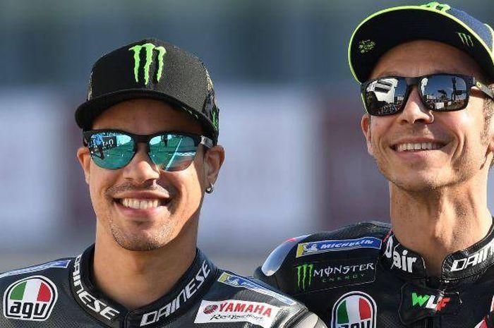 Kepala tim Petronas Yamaha SRT, Razlan Razali menjadikan Franco Morbidelli sebagai pembalap utama meskipun ada Valentino Rossi.