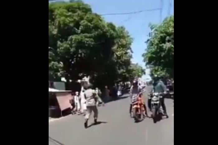Video Pasien Diduga Positif Corona Kabur dan Tidak Mau Dikarantina