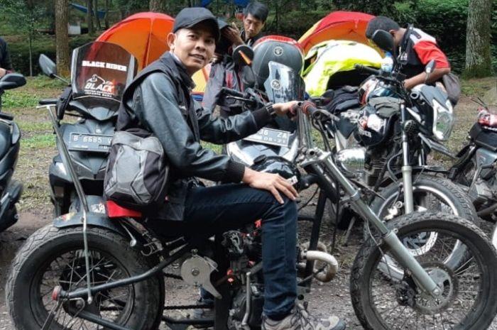 Bro Donal Humas BMC Jakbar, sukses dari pesanan kue lebaran.