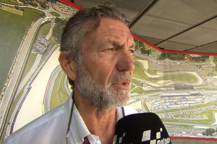 Angel Charte, tim dokter MotoGP
