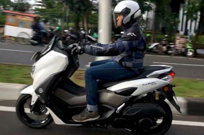 Tarikan Yamaha NMAX makin nendang pakai ring ajaib.
