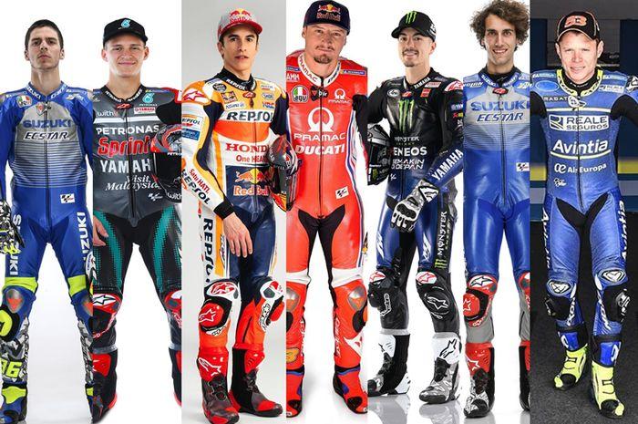 Jack Miller resmi ikuti 6 pembalap sebelumnya yang sudah resmi mengaspal di MotoGP 2021. Jack Miller promosi berstatus pembalap tim Ducati pabrikan tahun depan