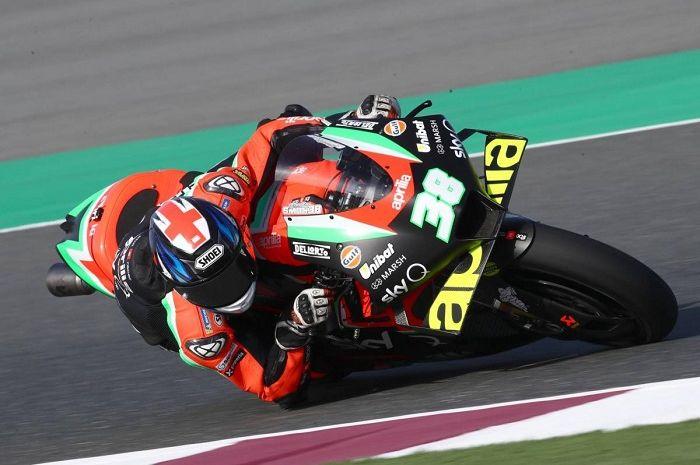 Susul tim KTM, Aprilia akan tes sebelum MotoGP dimulai.