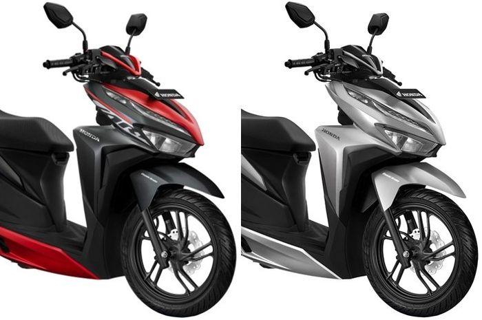 Honda Vario 150 Sporty resmi dijual di Indonesia