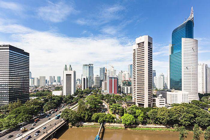 Perusahaan-perusahaan di Sudirman, Jakarta