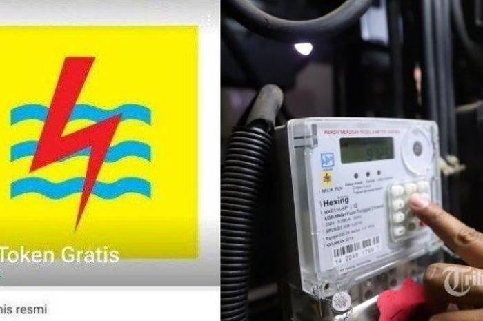 Dompet aman, PLN beri token listrik gratis bulan Agustus 2020, syaratnya cuman punya whatsapp doang.