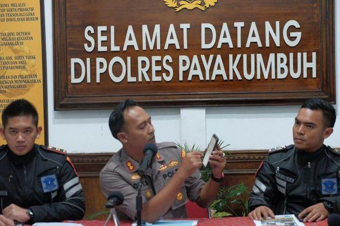 Aplikasi melacak motor hilang diluncurkan Kapolres Payakumbuh AKBP Doni Setiawan