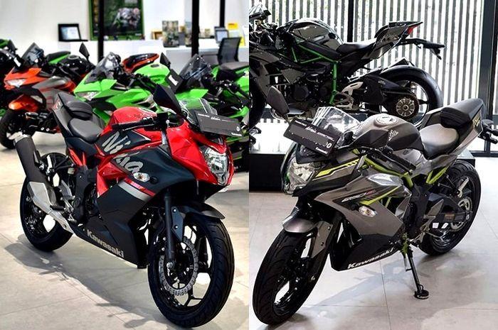 Banting harga Kawasaki Ninja 250SL dan motor baru ini, buruan sikat bro.