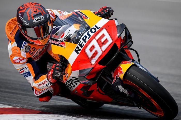 Banyak teknis ban dari Honda dibalik tim MotoGP