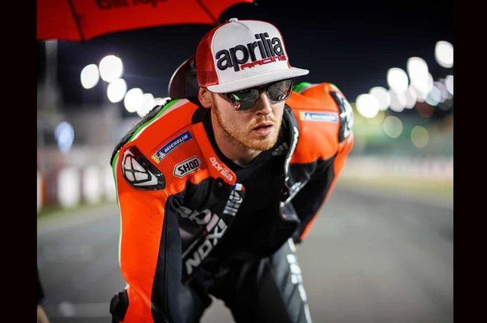 Test rider Bradley Smith desak Aprilia kasih kejelasan status dirinya di dalam tim, dipecat atau lanjut jadi test rider atau pengganti Andrea Iannone?