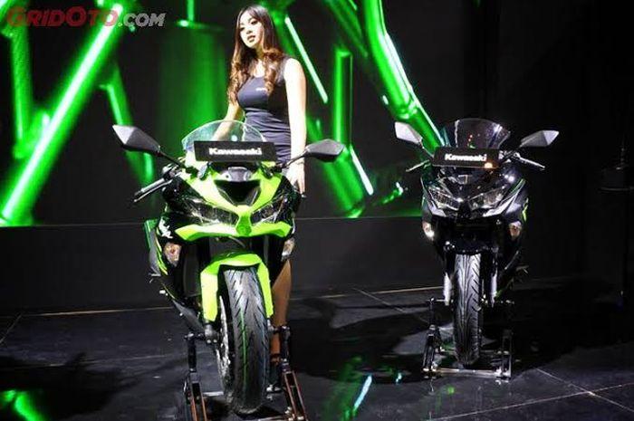 Kawasaki Ninja ZX-6R. Dijual Rp 317 Juta, Cicilan Kawasaki Ninja ZX-6R Per Bulan Rp 9 Jutaan