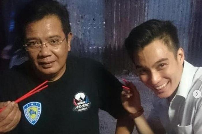 Cerita Sedih Baim Wong yang Baru Ditinggal Oleh Sahabat Baiknya, Ternyata Almarhum Berasal dari Komunitas Motor