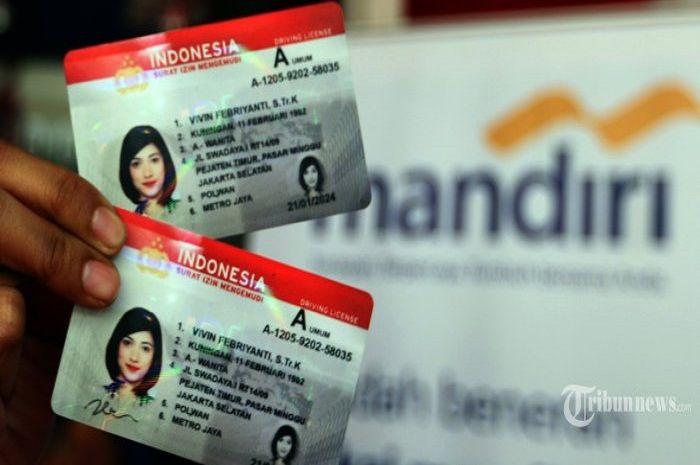 Ilustrasi SIM. Polisi bakal beri perpanjangan SIM gratis buat para tenaga medis