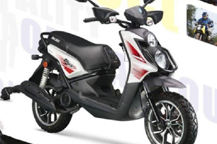 Keren, kembaran Yamaha X-Ride dijual cuma Rp 9 jutaan, desain jangkung khas adventure.