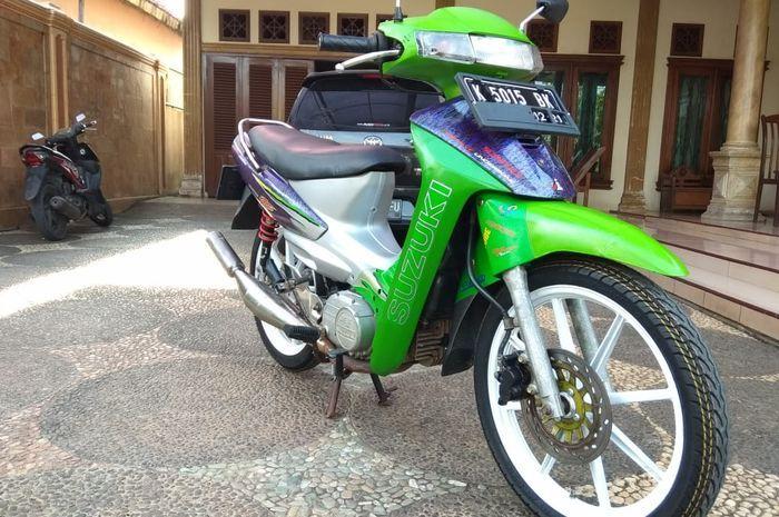Suzuki Tornado Limitide Edition yang kini jadi barang primadona